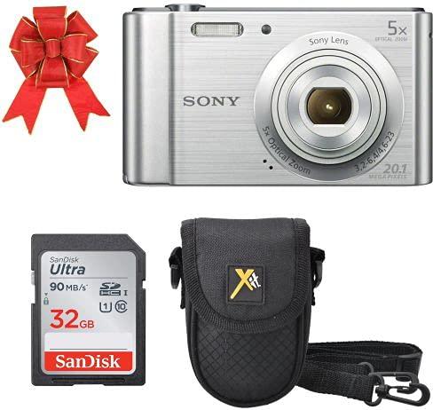 Sony Cyber-Shot DSC-W800 Digital Camera 20.1 MP...
