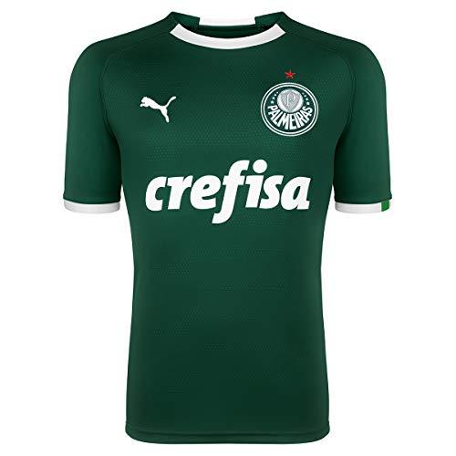 Camiseta Puma Palmeiras I Masculina 2019