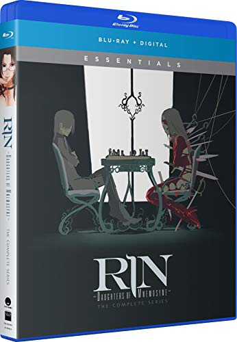 RIN: Daughters of Mnemosyne - The Complete Series [Blu-ray]