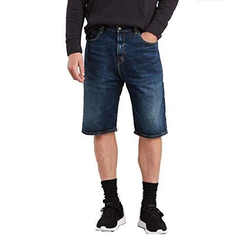 Levi's Men's 569 Loose Straight Denim Shorts, Garland-Stretch, 38