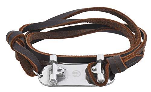 Higher Objects Wrap Mens Bracelet - Genuine...