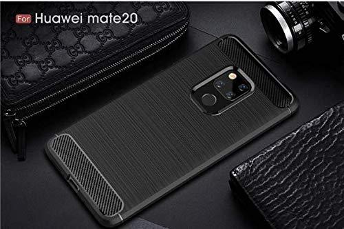 Capa Anti Impacto+película Vidro Full Glue Huawei Mate 20