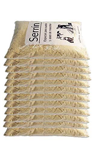 Serrín/virutas de Madera Especial para Suelos y Aseo de Mascotas.