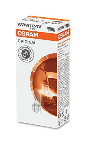 OSRAM 2841 Glühlampe, Set of 10