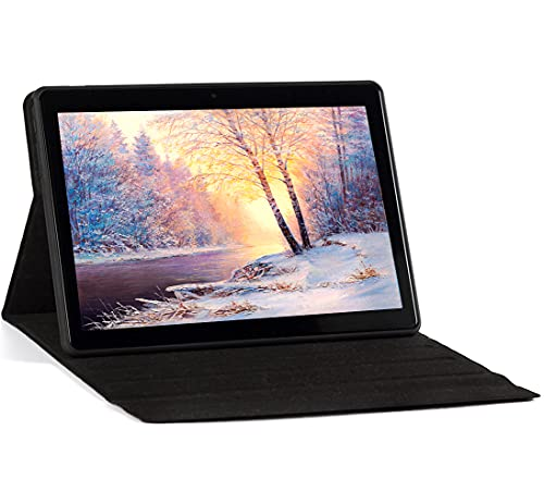 Tablet 10 Zoll, Android 10,Tablet PC mit Quad-Core-CPU, 4 GB RAM, 64 GB ROM, 5MP+8MP Kamera,...