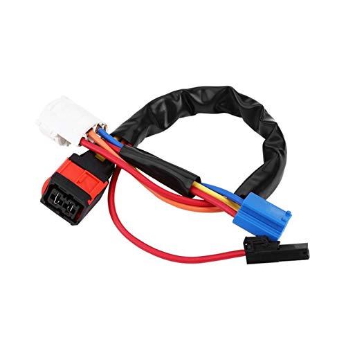 XIAOJIA Cable de Encendido Cable de Encendido Bobina Interruptor Bloqueador Barril Enchufe Cable Cable Ajuste para Peugeot 206 406 / Citroen Xsara Picasso Auto Pieza