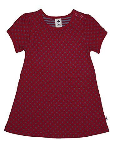 Leela Cotton Baby/Kinder Sommerkleid Bio-Baumwolle, Isfahan, Gr. 74/80