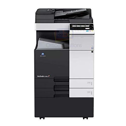 Review Of Konica Minolta Bizhub C258 A3 Color Laser Multi-Function Copier - 25ppm, Copy, Print, Scan...