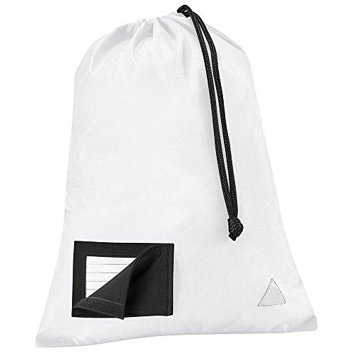 Quadra Junior shoesac, Bianco (bianco), taglia unica