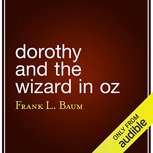 Dorothy and the Wizard in Oz  By  cover art