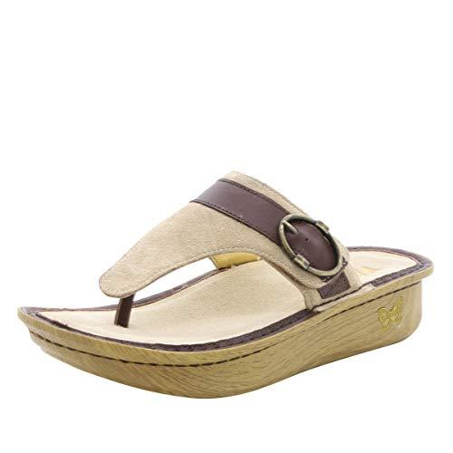 Alegria Codi Womens Sandal Sand 7 M US
