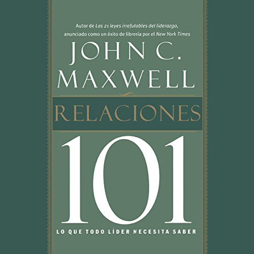 Relaciones 101 [Relationships 101] audiobook cover art