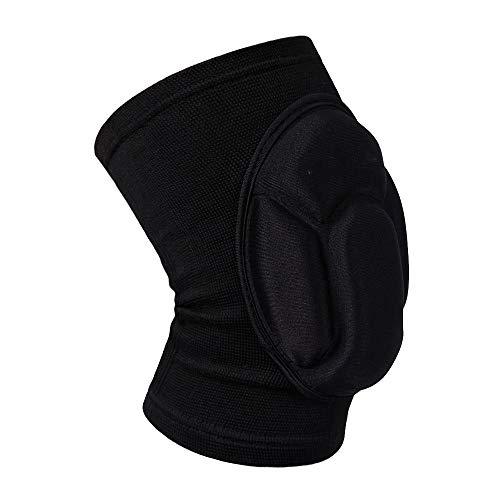 LINBUDAO Kniebeschermer basketbalbeschermer heeft goede elasticiteit en goede permeabiliteit, 1 stuk