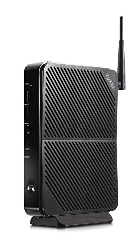 Zyxel DSL Modem, Wireless Router, 802.11n with 4-Ports [VSG1432]