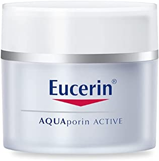Eucerin Aquaporin Active Hydration Light Cream For Normal To Combination Skin, 50ml