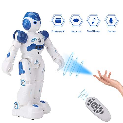 SUNCLAY Robot Juguete, Programable...