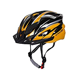 Strauss Bicycle Protection, (Black/Yellow),Dyanmic IT Solution Private Limited,ST-1852