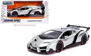 Jada Lamborghini VENENO (Candy Silver)