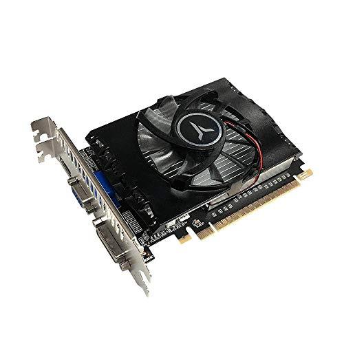 GUOJIAYI Yeston Geforce GT730 2G D5 VA Grafikkarte NVIDIA Pascal 902-5012MHz 2G/DDR5/64bit für Spielarbeiten