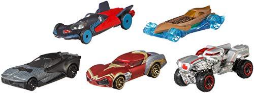 Hot Wheels dxn59 DC Universe Justice League Fahrzeug