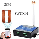 KKmoon KSG6897267103219LN GSM Abridor de Puerta Control...