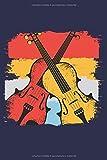 Geigen Notizbuch: Ein cooles Geschenk für alle Geigen Spieler