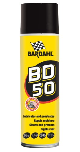 BARDAHL Lubrifiant Multifonction moto BD50 - 500 ml