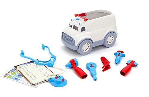 Green Toys Ambulance & Doctor's Kit FFP