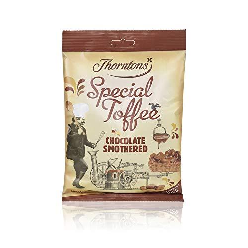 Thorntons Chocolate Tuffed Toffee Bag 280g (3302)