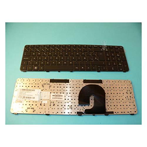 IFINGER Teclado español para HP Compaq Pavilion dv7-4030ss dv7-4030ss dv7-4035es EN SU Caja