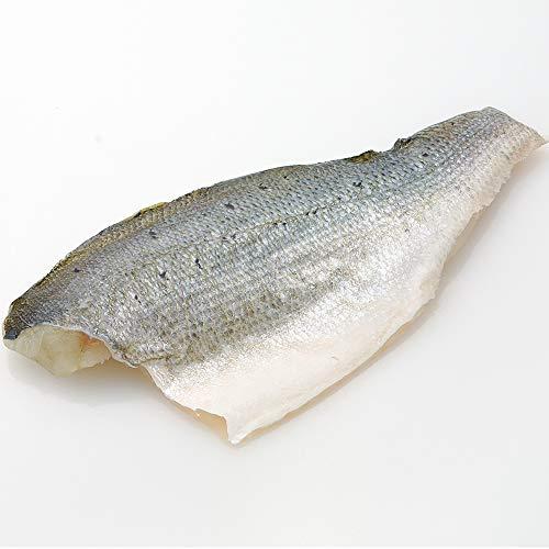 スズキ フィレ Lサイズ (400〜600g) 総重量 5kg 約8枚前後 魚 白身魚 蒸し 焼き 揚げ 業務用 ケース