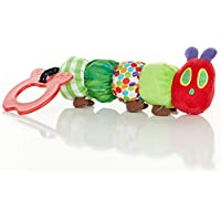 The World of Eric Carle The Very Hungry Caterpillar Teether Rattle Teething Toy for Babies