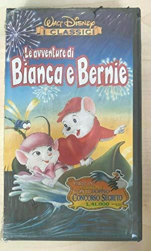 Le avventure di Bianca e Bernie (1977) - VHS Walt Disney