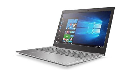 """Lenovo Ideapad 520-15IKBR Portatile con Display da 15.6"""" Full HD IPS, Processore Intel Core I5-8250U, 8 GB di RAM, 1TB HDD, Scheda Grafica Nvidia Geforce MX150, Windows 10 Home, Grigio"""