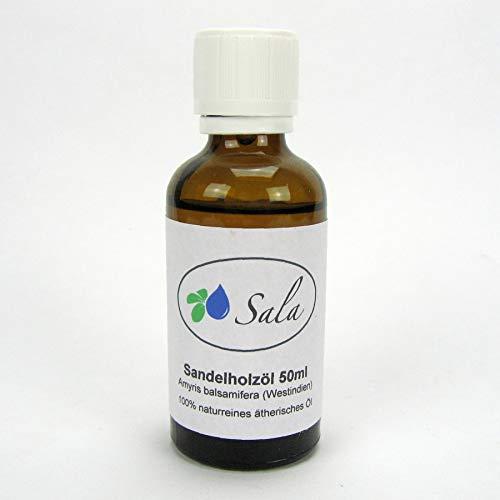 Sala Sandelholzöl ätherisches Öl Amyris naturrein 50 ml