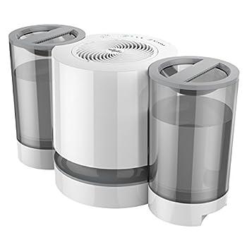 Vornado EV200 Evaporative Whole Room Humidifier with SimpleTank 1.5 Gallon Capacity White