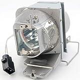 SUNLAPS BL-FP210B / SP.77011GC01 Lámpara de proyector Repuesto P-VIP 210W Bombilla con Carcasa para OPTOMA X316ST X351 X350 X35 HT210V HD28DSE HD200D proyectores