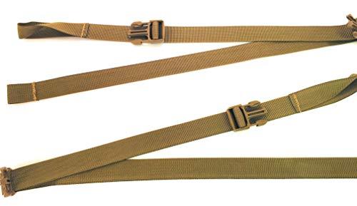 MILITARY USMC Lower Compression Straps for FILBE Rucksack Set of 2