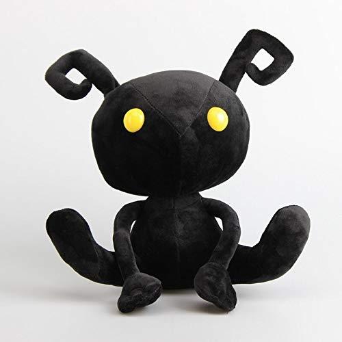Peluches Kingdom Hearts Shadow Heartless Ant Muñeco De Peluche Suave Animales De Peluche 30cm