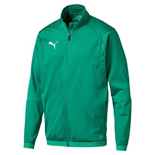 PUMA Liga Training Chaqueta de Entrenamiento, Hombre, verde (Pepper Green / White), S