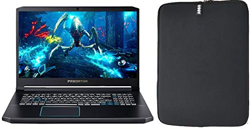 Acer 2020 Predator Helios 300 15.6 Inch FHD Gaming Laptop (9th Gen Intel 6-Core i7-9750H up to 4.5 GHz, 32GB RAM, 512GB PCIe SSD + 1TB HDD, Backlit Keyboard, GTX 1660 Ti, WiFi, Bluetooth, Win 10)
