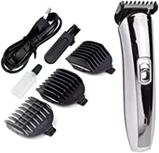 ISABELLA Electric Hair trimmer Clipper Shaver Rechargeable Hair Machine adjustable for men Beard Hair Trimmer, beared trim...