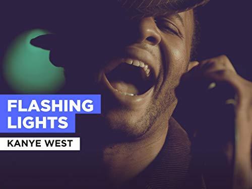 Flashing Lights al estilo de Kanye West