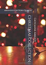 Giovanni Abbiati Christmas Collection for Horn Quartet: 19 songs