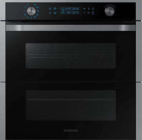 Comprar horno Samsung NV75N7677RS Dual Cook Flex Opiniones