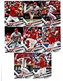 NEW 2020 plus 2019 Topps Baseball Card Team Sets (Complete Series 1 & 2 Cincinnati Reds inc. Joey Votto Aquino Rookie Card and more - shipped in new acrylic ... rookie card picture