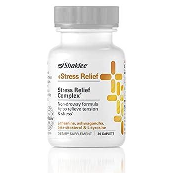 Shaklee - Stress Relief Complex - 30 Caplets