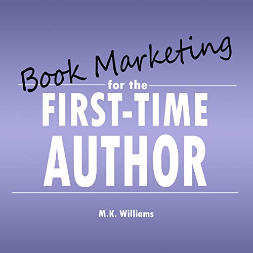 Book Marketing for the First-Time Author  By  cover art