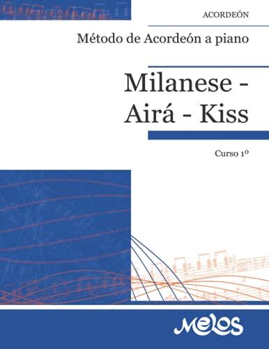 Método de acordeón a piano: Curso 1º