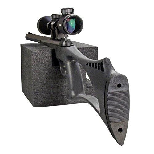 Gewehrauflage Einschießhilfe aus hochfestem Schaumstoff, die perfekte und Variable Auflage für Zuhause, auf der Jagd, auf dem Schießstand - handlich, leicht Aber robust